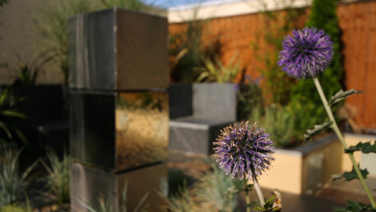 Cubes Garden – Peak Garden Design in Sheffield: Landscape Design in ...